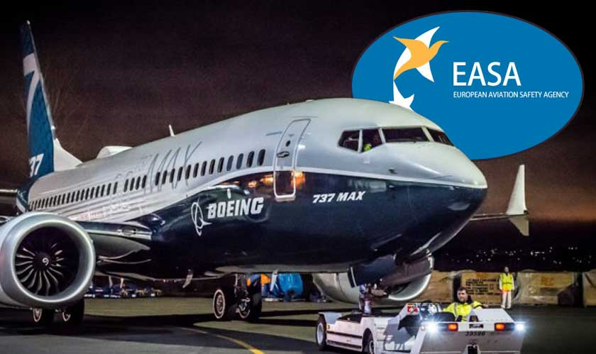 EASA finds problems with 737's Max software