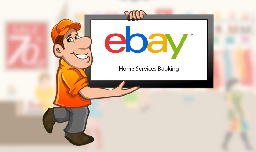 Book home installation and handy services on eBay now
