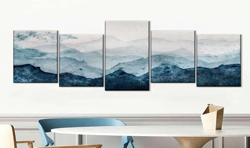 Chic Wall Décor Ideas For a Standout Dining Room