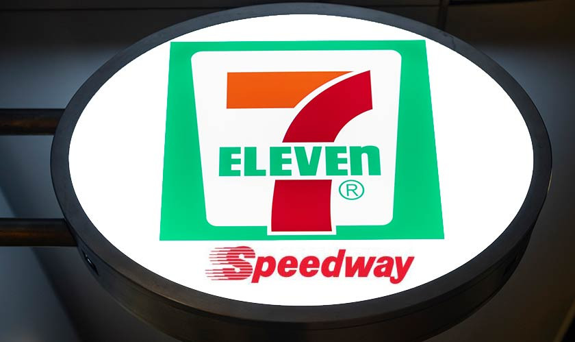 7-Eleven buys Speedway's Chain of Stores