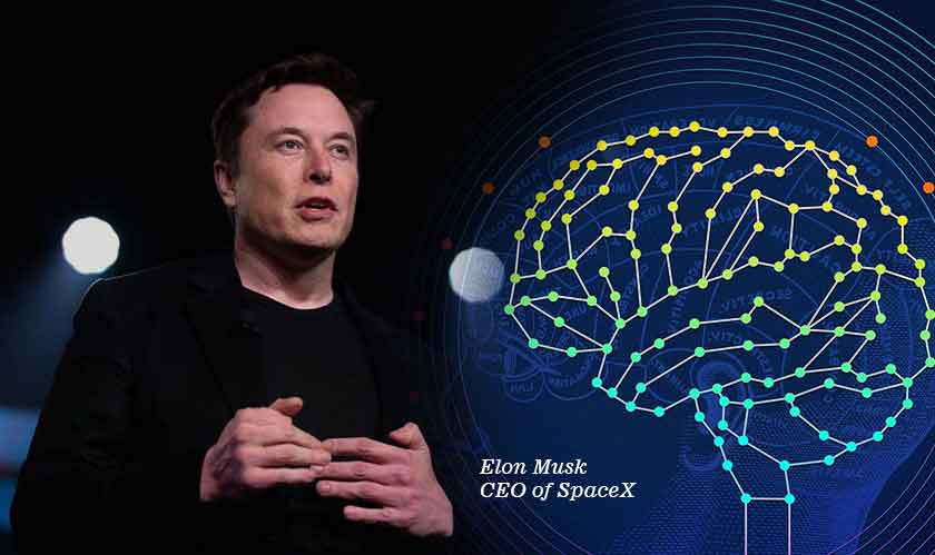 Elon Musk's new project on brain-machine interface