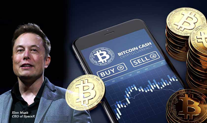Elon Musk says Bitcoin is on the verge of getting widely accepted