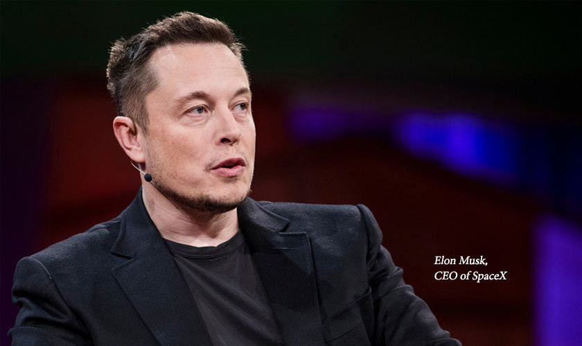 Elon Musk Becomes The World's Richest Man