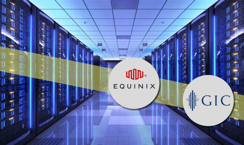 Equinix and GIC launch data center joint venture in Europe