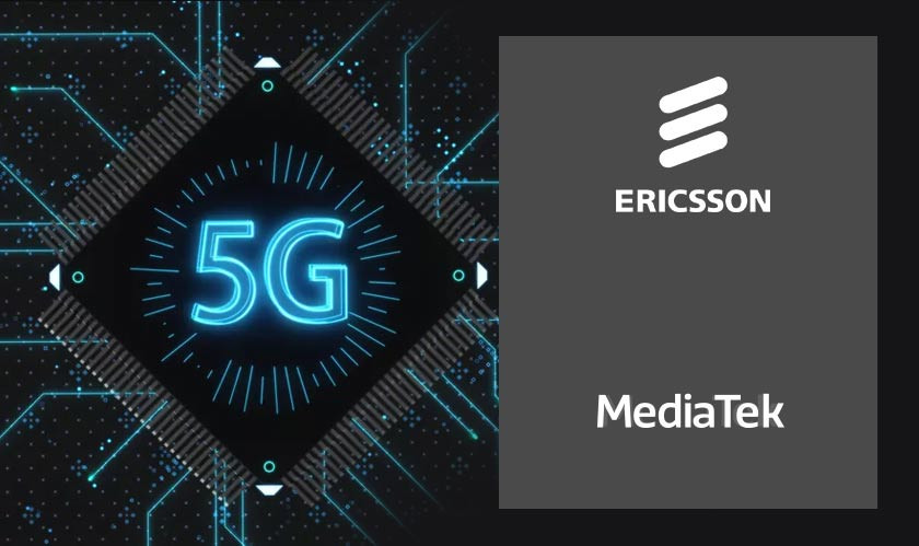 Ericsson and MediaTek together achieve 5.1Gbps through mmWave