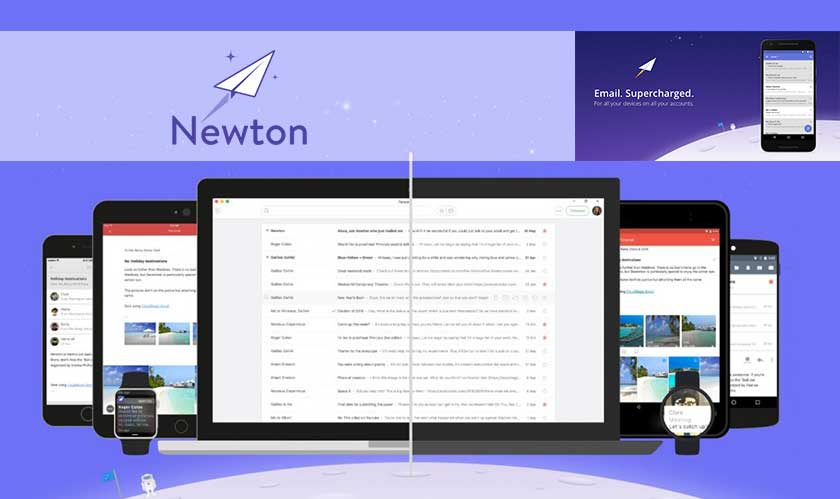 The Newton Mail comes back as Essential paves way