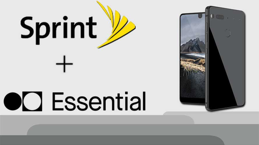 Essential Phones will be exclusively Sprint