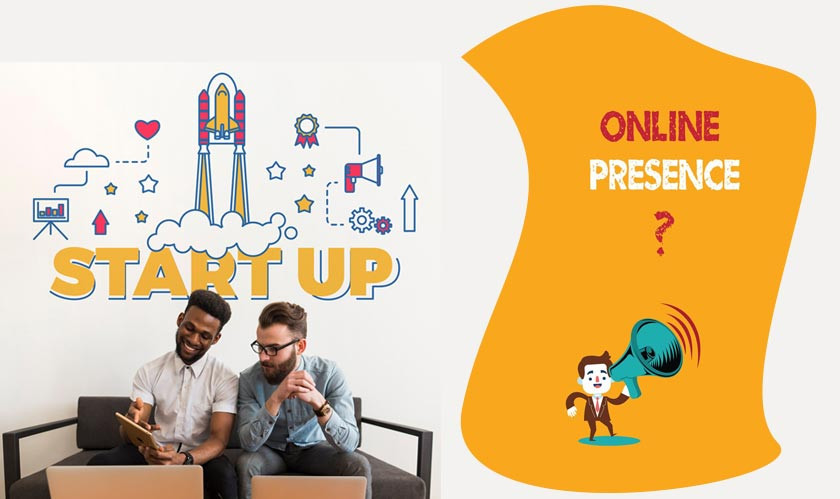 Establishing An Online Presence For Your Start-Up Organisation