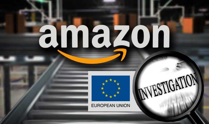 European Union launches a probe into Amazon