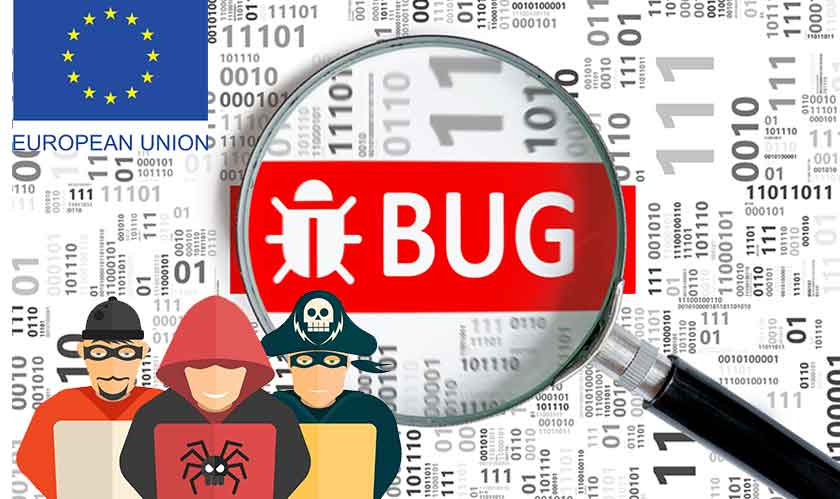 EU introducing bug bounty on Free Software projects it uses