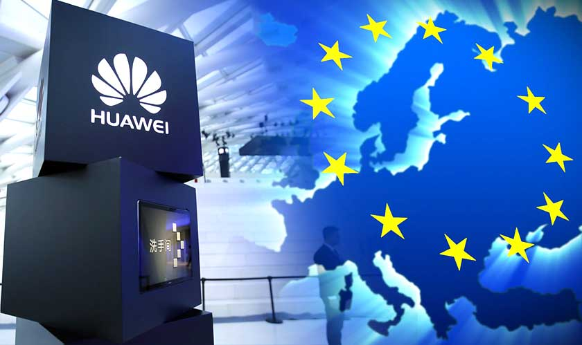 Many companies around the world are distancing themselves from Huawei