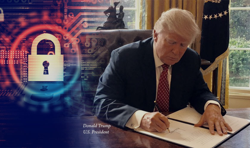 Trump signs executive order to boost cybersecurity workforce