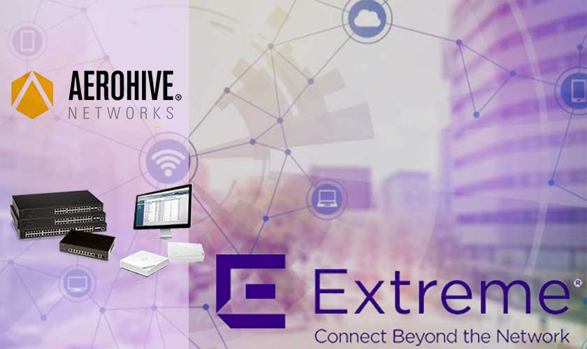 Extreme Networks closes its Aerohive acquisition