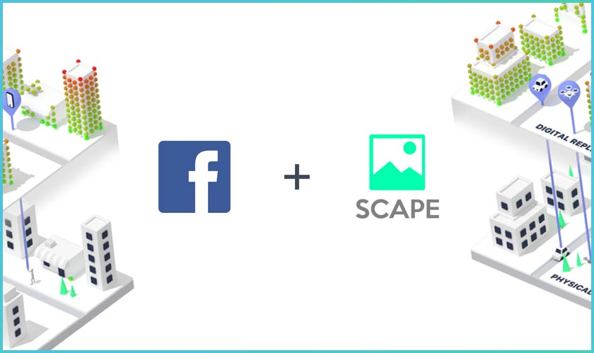 facebook acquired scape technologies