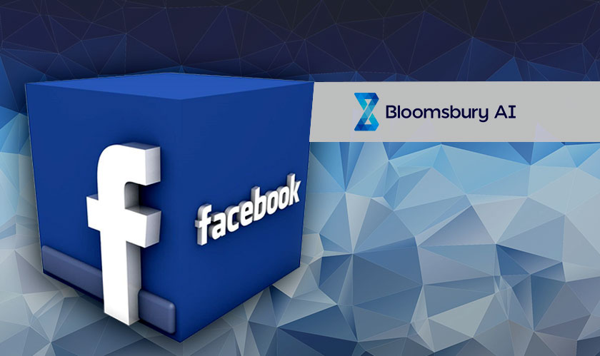 Facebook Plans to Acquire Bloomsbury AI to Combat Fake News