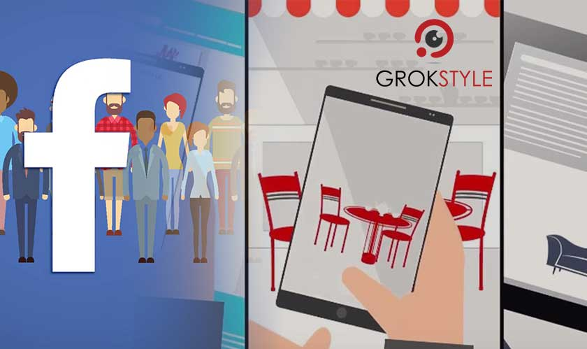 Facebook acquires GrokStyle, an AI and a visual search company