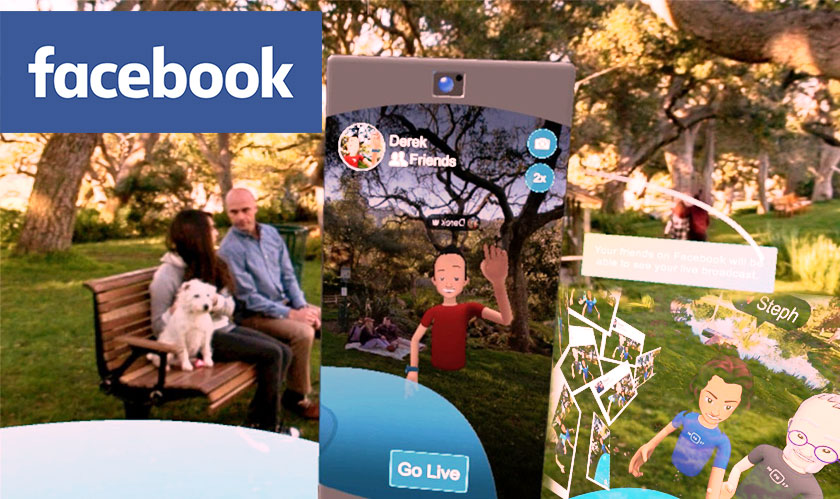 Facebook adds video streaming feature to Spaces