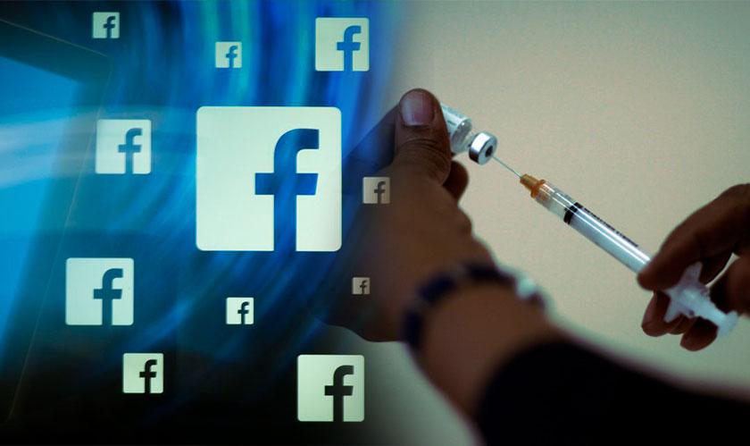 facebook against anti vax content