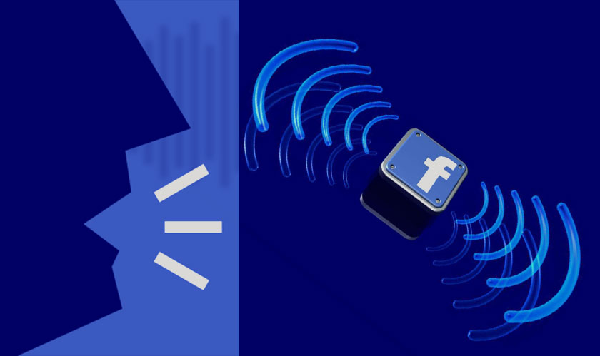 Facebook is busy developing 'voice surprises' for its users