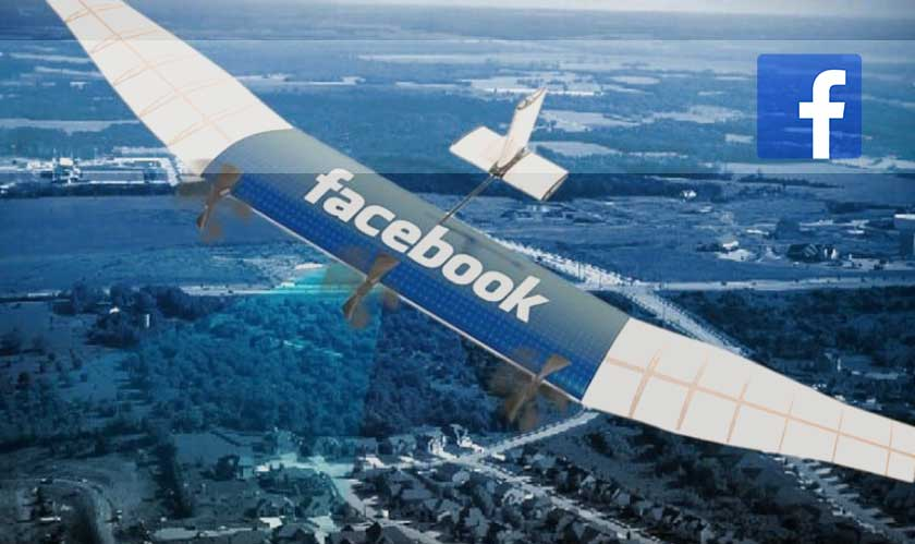 Facebook cancels drone project to boost mobile internet speeds