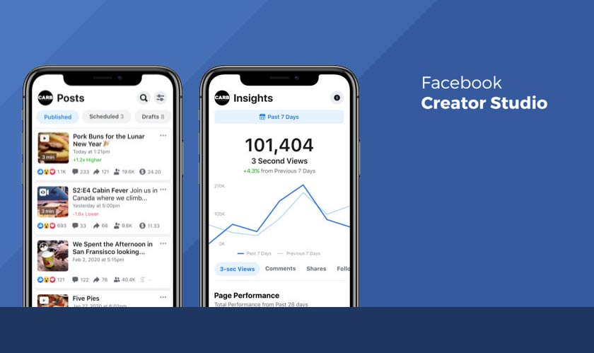 Facebook to introduce Creator Studio Mobile App