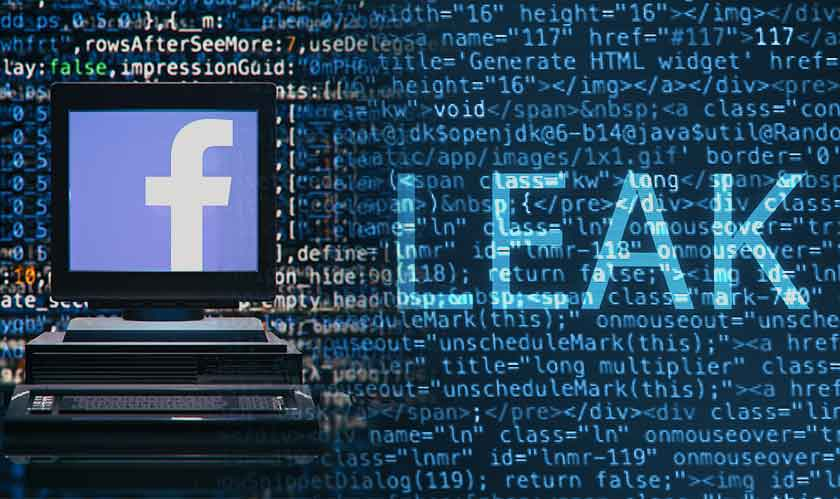 Another Facebook leak exposes millions of records