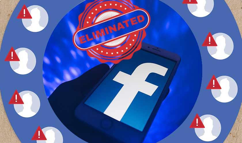 facebook eliminates inauthentic behavior