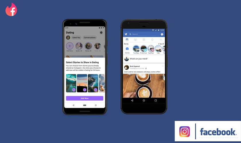 Facebook Dating now has stories from Instagram and Facebook