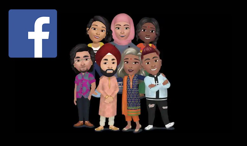 Facebook Launches avatars in India, you can create your own now