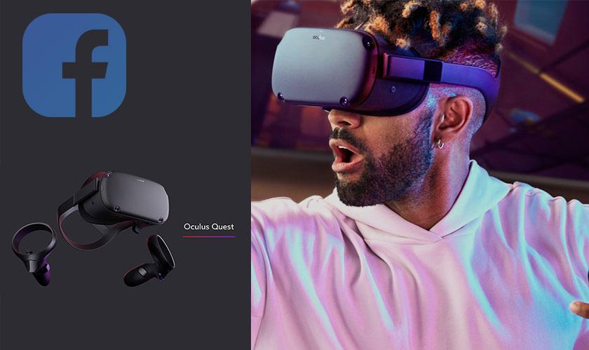 facebook launches oculus quest