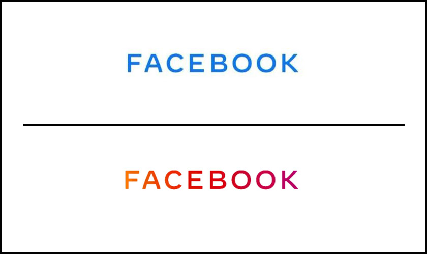 Facebook gets a new logo