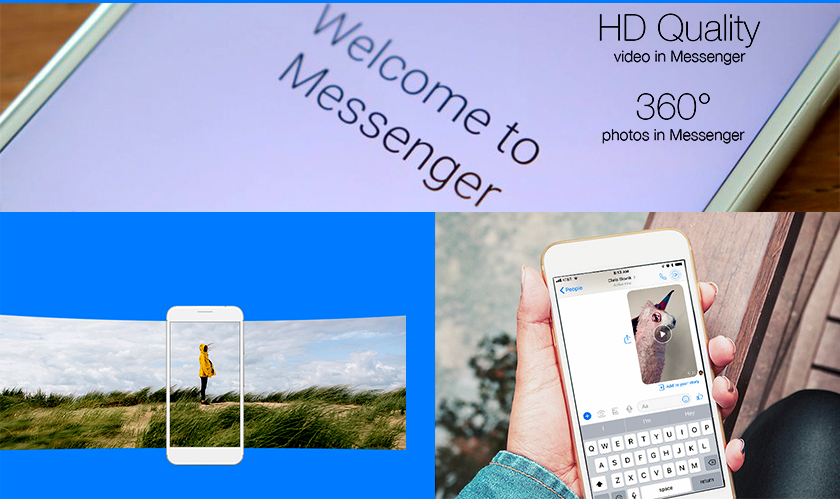 messenger rolls out new features