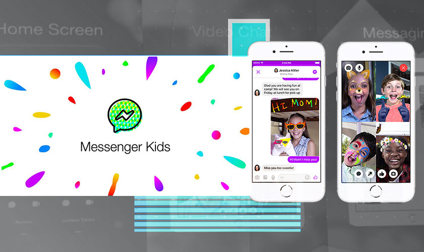 Messenger Kids to enter Canada and Peru