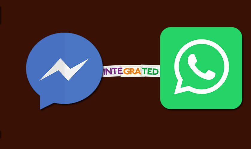 Facebook messenger will integrate cross-chat support with Whatsapp