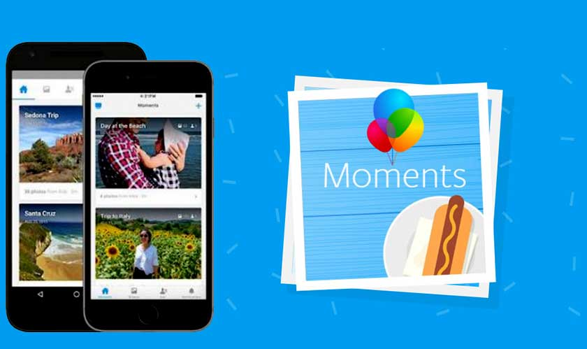 software facebook moments will shut down