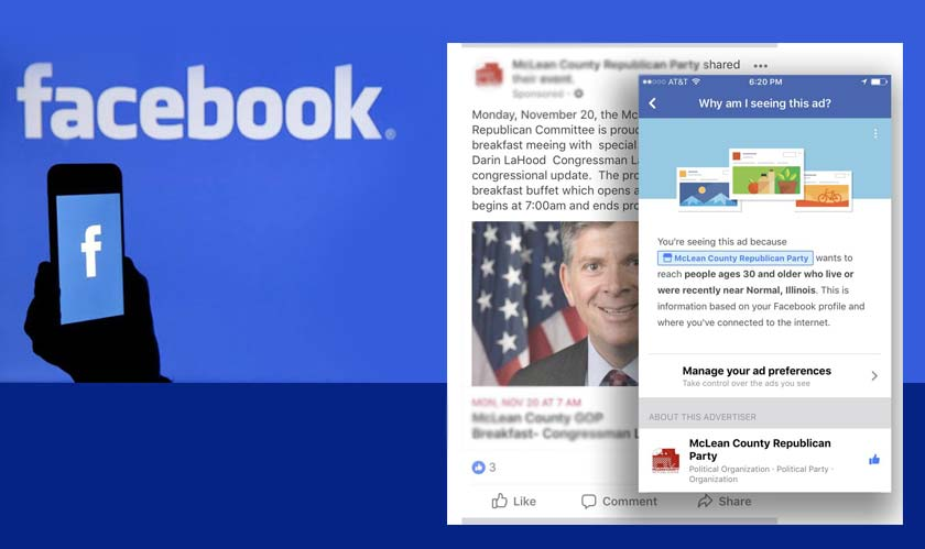 it services facebook political ads
