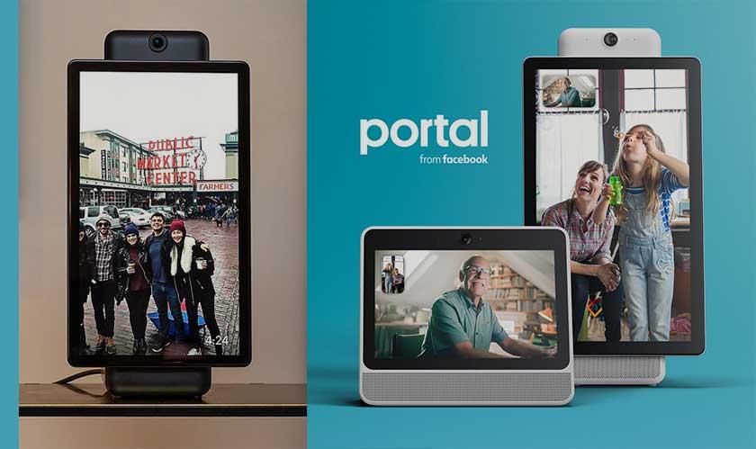 iot facebook portal hardware