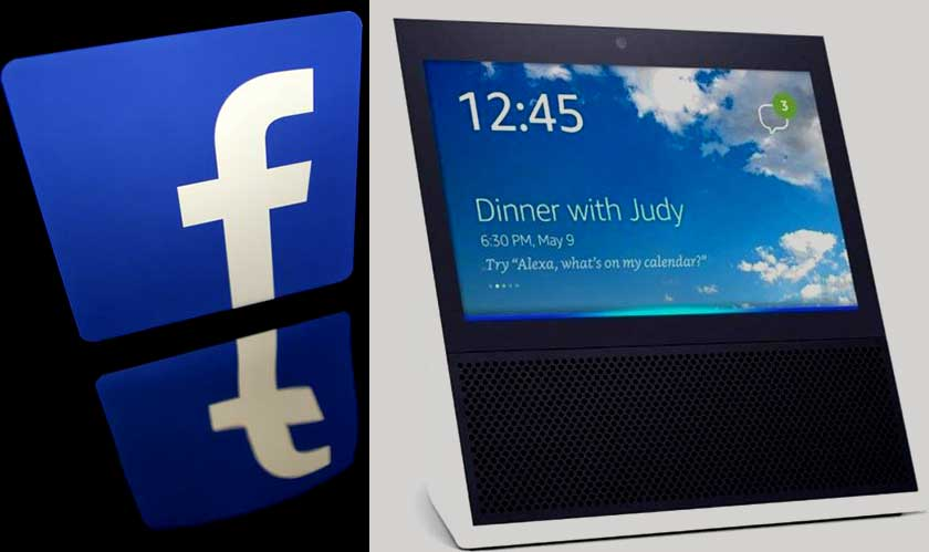 Facebook postpones launch of Smart Speakers amidst on-going scandal