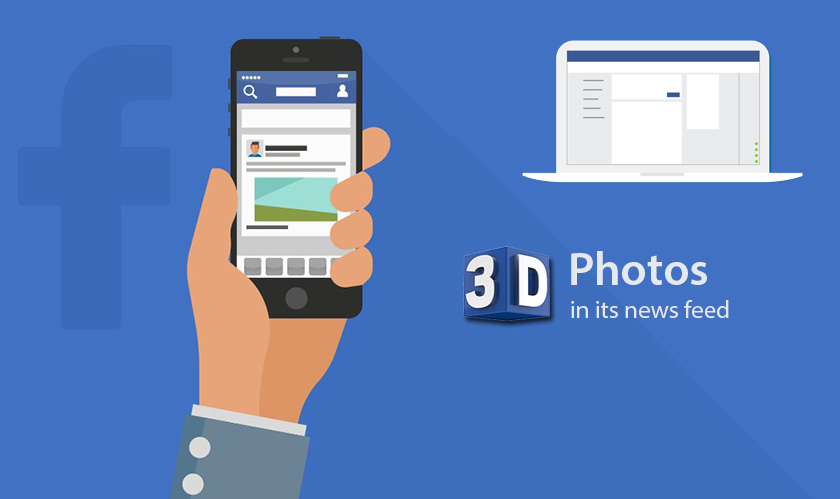 Facebook introduces hyper-realistic '3D Photos' in its news feed