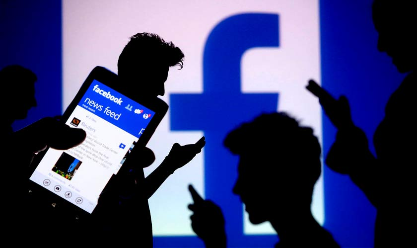 facebook stops working to many users