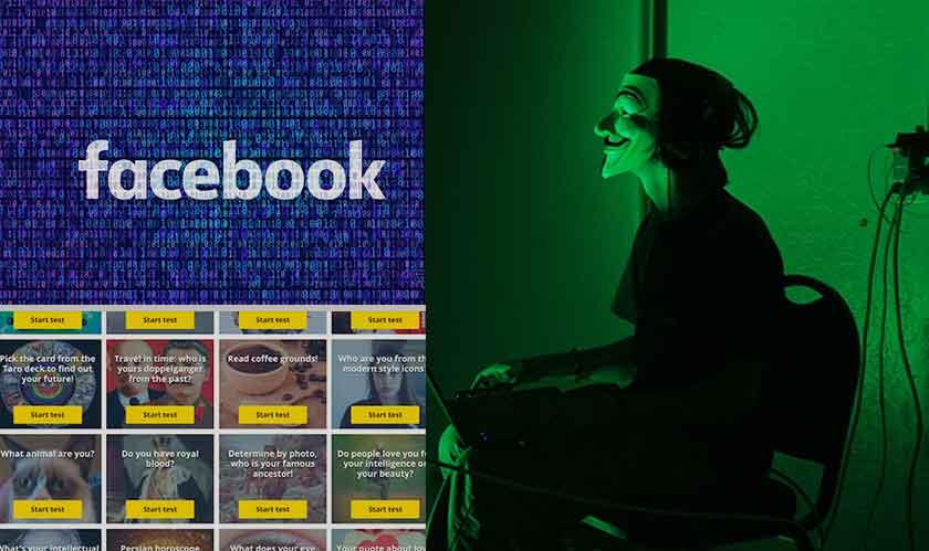 Facebook sues Ukrainian quiz-makers for scraping user data