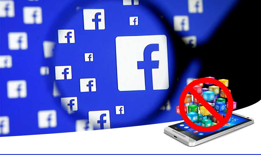 Tens of thousands of apps suspended by Facebook