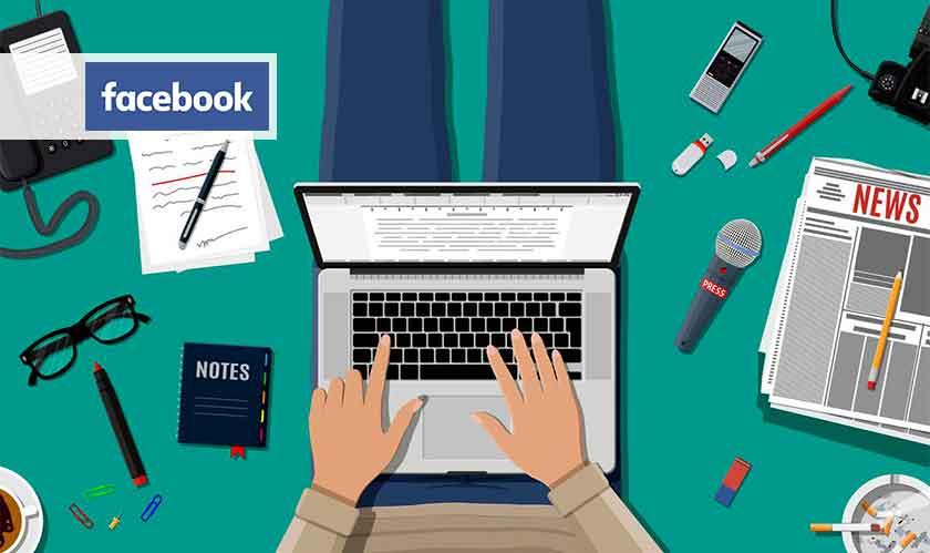 facebook to recruit proficient journalists