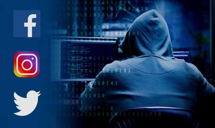 facebook twitter instagram accounts hacked