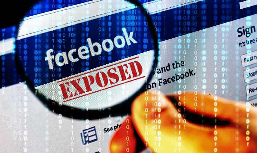 facebook users data exposed
