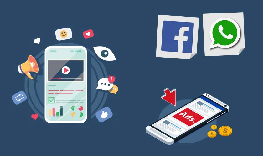 facebook whatsapp ads plan