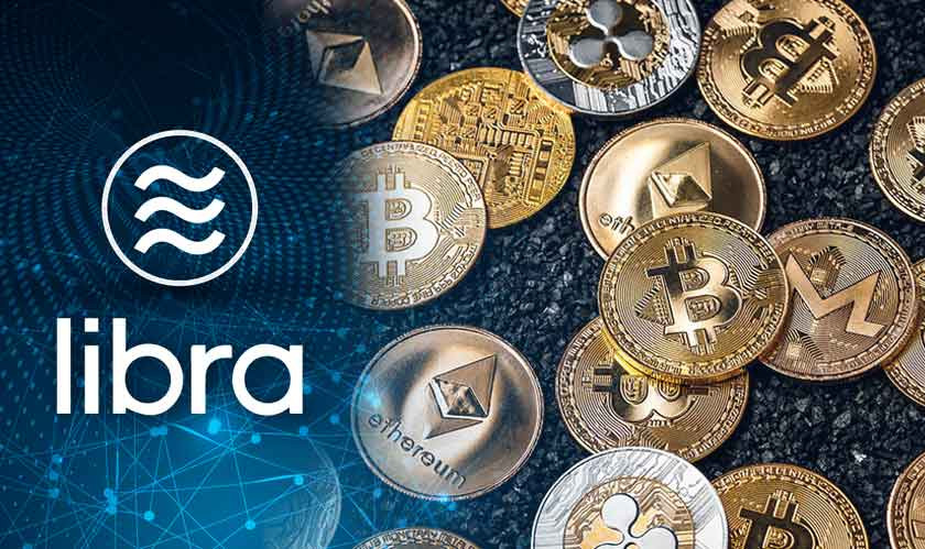 Facebook's Cryptocurrency Libra Launching In January