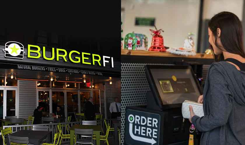 BurgerFi gives all credits to 'facial recognition technology'
