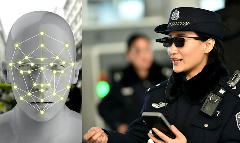 Facial Recognition gone haywire with the British Police