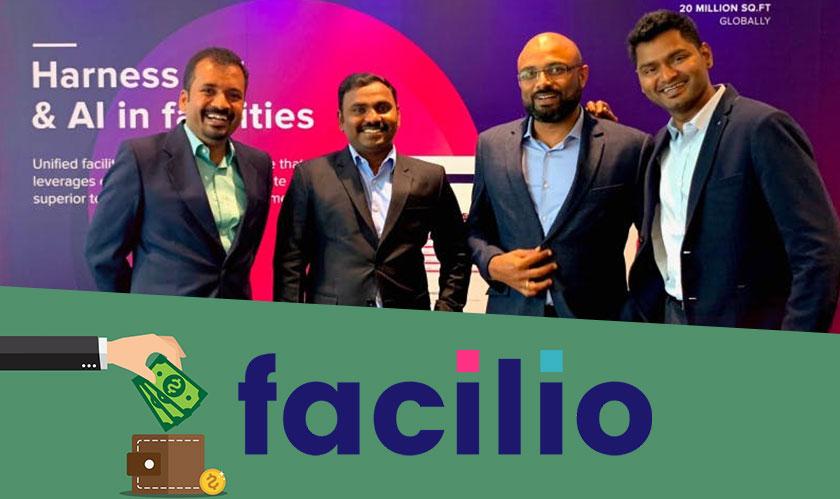 facilio raises 6 million